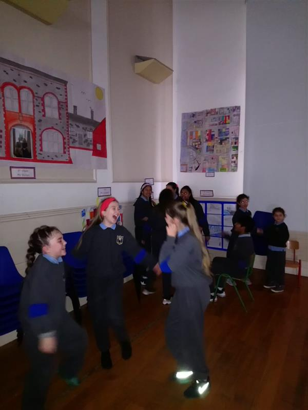 Christmas Party for the Central Model Schools' Choirs