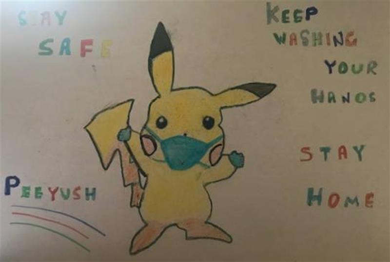Peeyush Safety message.jpg