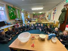 Room 7: Pancake Tuesday